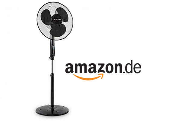 klarstein blizzard rc 2g standventilator test. Black Bedroom Furniture Sets. Home Design Ideas